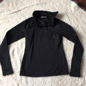 Athleta small black sweater